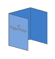 6 page folded example